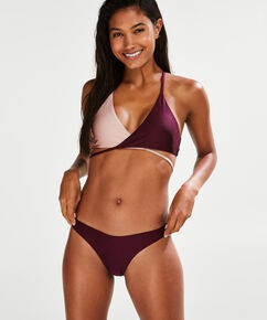 Triangel-Bikinitop Times Two, Rose