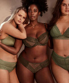 Brazilian Rabella I AM Danielle, grün