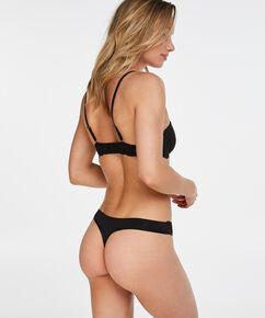 Vorgeformter Bügel-BH Angie, strapless, Schwarz