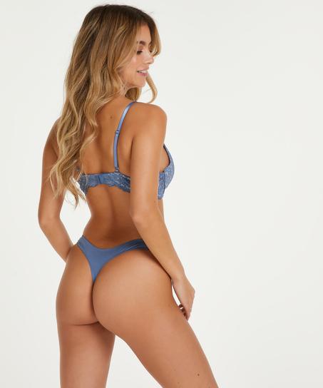 String Rose, Blau