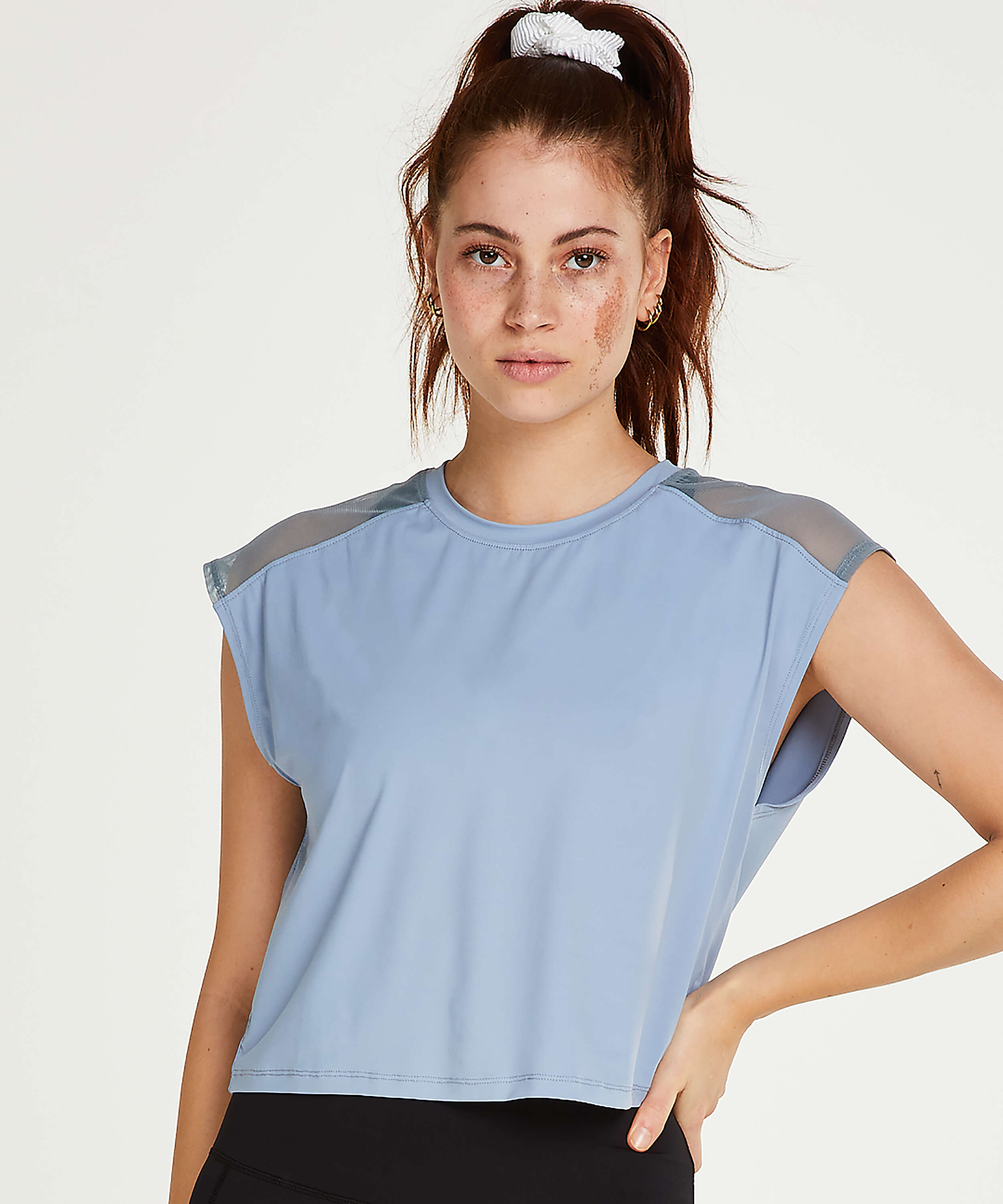 HKMX Sport T-Shirt Joya, Blau, main