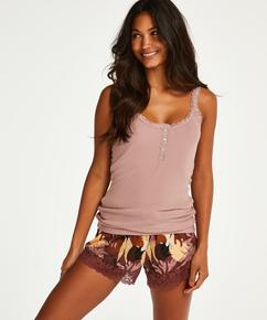 Jersey-Shorts, Rosa
