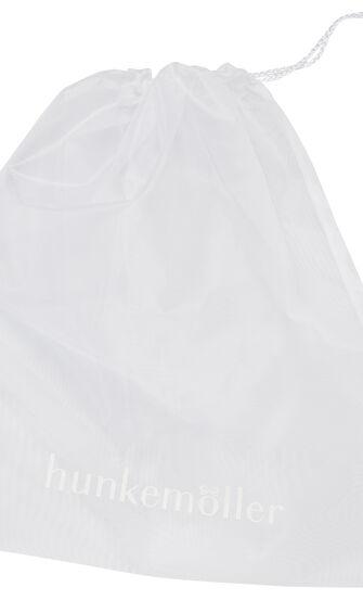 Waschbeutel groß, Weiß