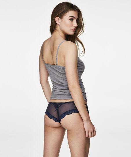 Brazilian Carly, Blau