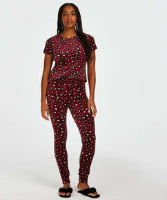 Top Velours, Rot