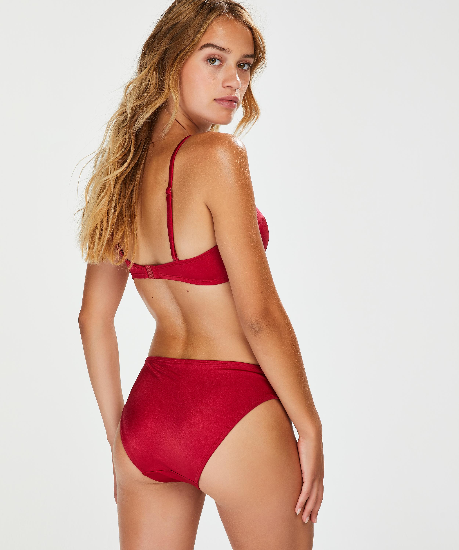 Rio Bikini-Unterteil Lola, Rot, main