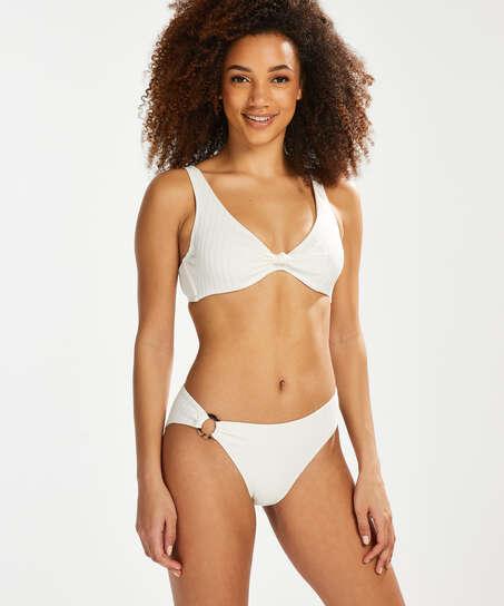 Rio Bikini-Slip Emily, Weiß