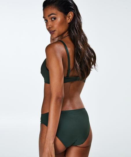 Vorgeformtes Bügel-Bikinitop Sunset Dream, grün