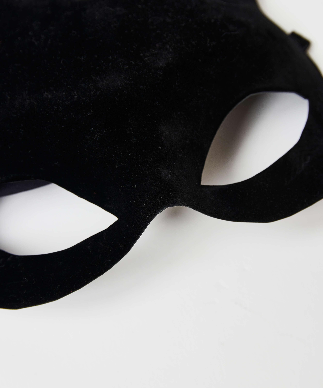 Maske Private, Schwarz, main