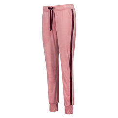 Jogginghose Velours, Rose