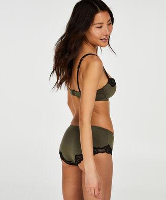 Boxer Secret Lace, grün