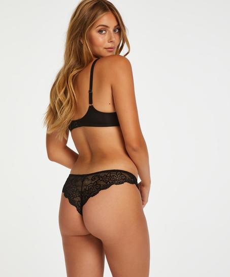 Brazilian Rosie, Schwarz