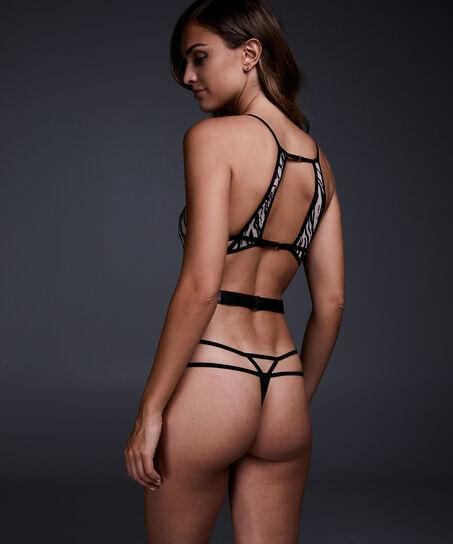 Body Zebby, Schwarz