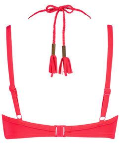 Vorgeformtes Bügel-Bikinitop Sunset Dream, Rot