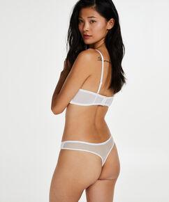 Vorgeformter Strapless-Bügel-BH Amarya, Weiß