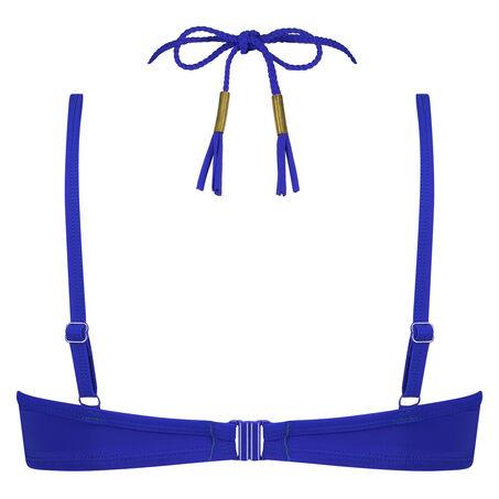 Vorgeformtes Bikinitop Sunset Dream, Blau