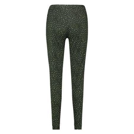Pyjamahose Jersey, grün