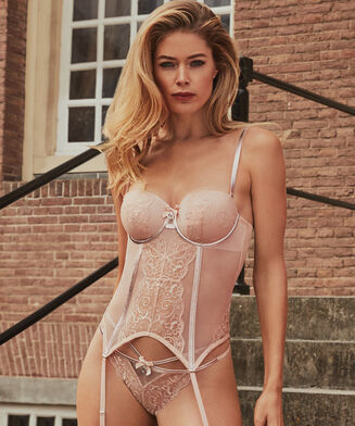 String Arabesque Doutzen, Rose
