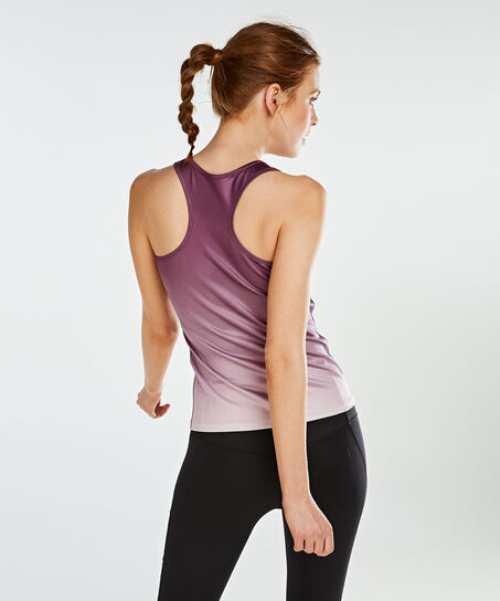HKMX Tanktop Tight Fit, Lila