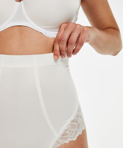String Scuba Lace - Level 3, Weiß
