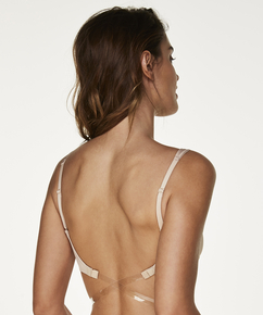 Low Back Strap, Beige