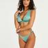 String-Bikini-Slip SoCal, grün