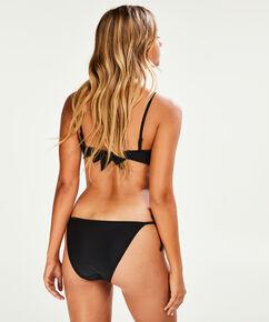 Tanga Bikini-Slip Haze, Schwarz