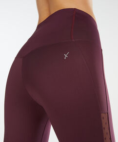 HKMX High-waisted Capri Level 2, Lila