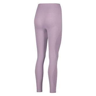 HKMX Sportlegging hohe Taille Rundstrick, Lila