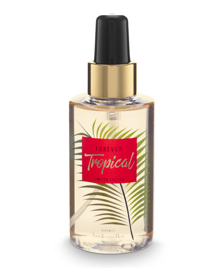 Bodymist Forever Tropical, Weiß