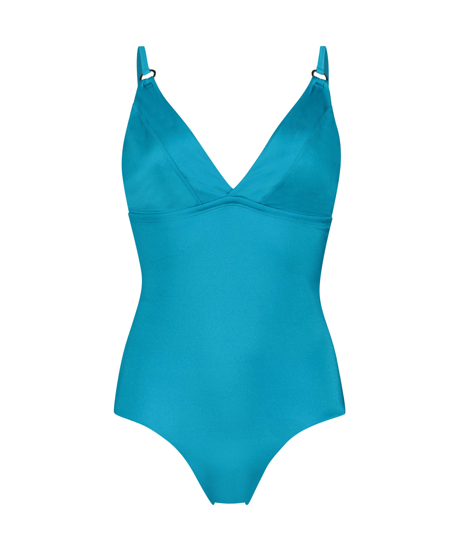 Badeanzug Celine, Blau, main