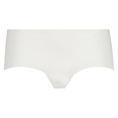 Invisible Boxer aus Baumwolle, Weiß