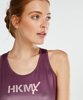 HKMX Tanktop Tight Fit, Lila