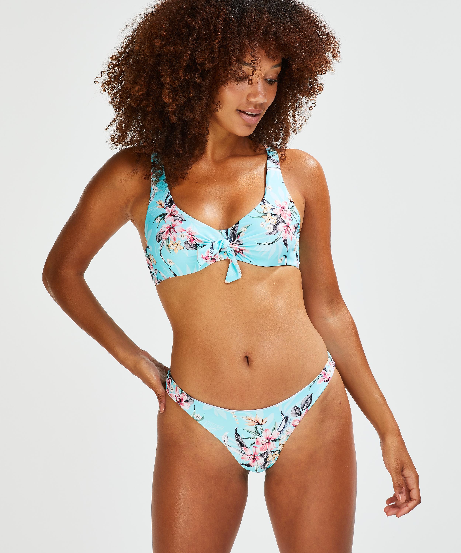 Brazilian Bikinihöschen Bea, Blau, main