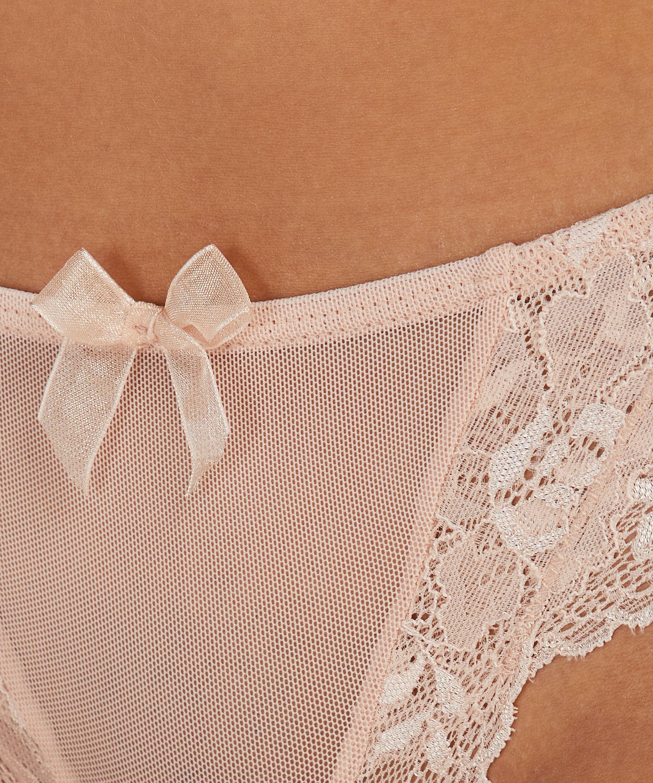 Brazilian Crystal Lace, Beige, main