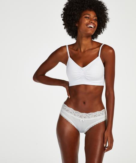 Brazilian-Shorts Dakota, Weiß