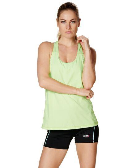 Sports top Sasha, grün
