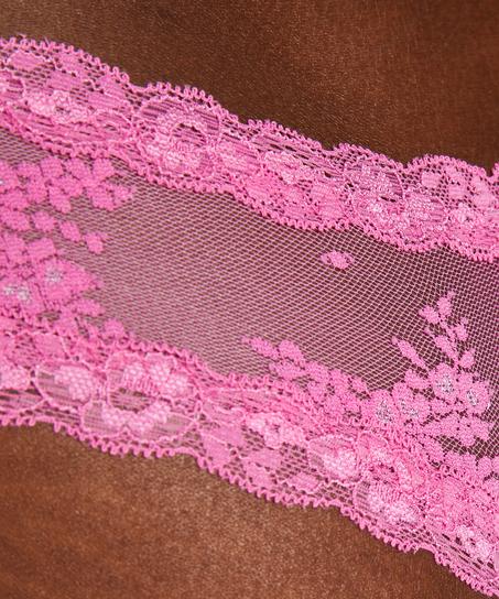 Brazilian V-shape mesh, Rosa