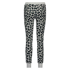 Leggings Micro Fleece, Grau