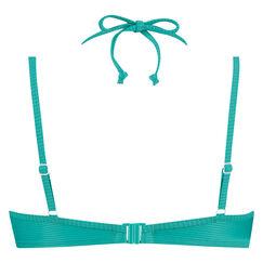 Vorgeformtes Bügel-Bikinitop Aurora, grün