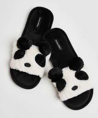 Slipper Panda, Schwarz