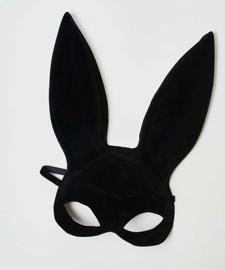 Maske Private, Schwarz