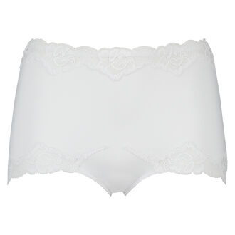Boxer Secret Lace, Weiß