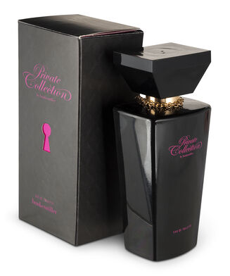 Eau de Toilette Private, Schwarz