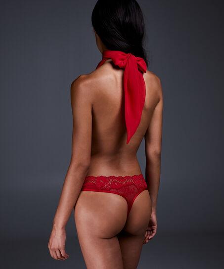 Body Seiren, Rot