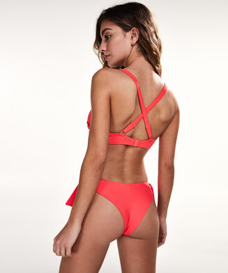 Brazilian-Bikinislip Sunset Dream, Rot