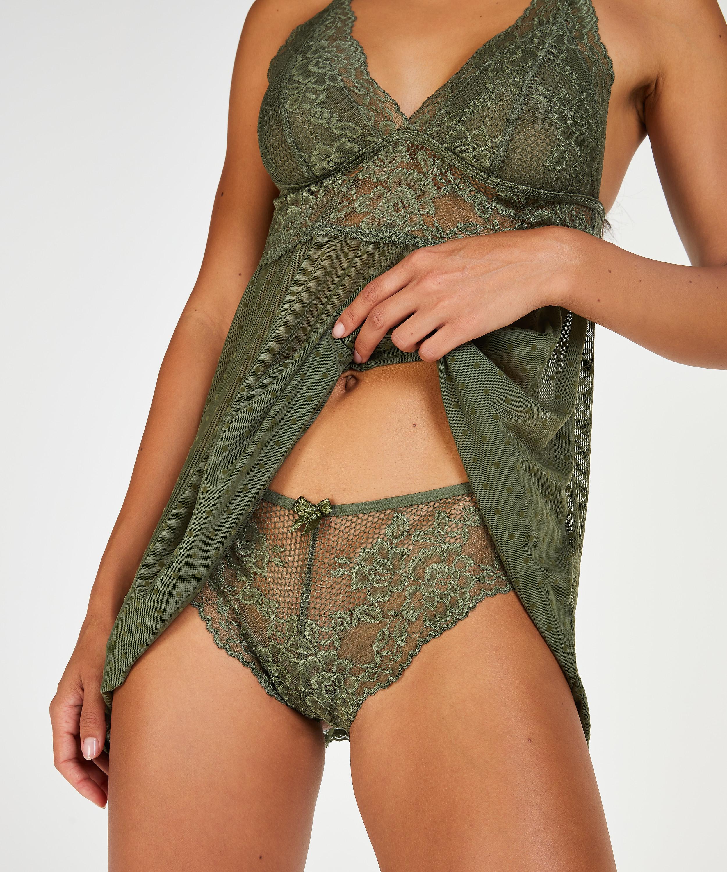 Babydoll Beatriz, grün, main