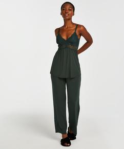 Pyjama-Set Vera Lace, grün