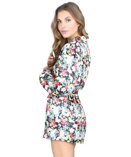 Kimono Tamara, Schwarz