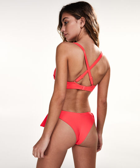 Brazilian-Bikinislip Sunset Dream, Rot